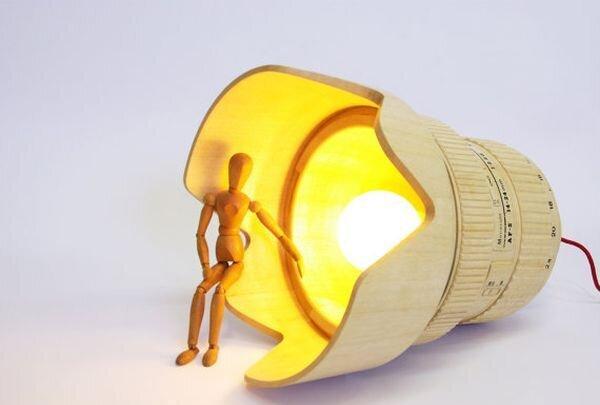 özel tasarım lambalar