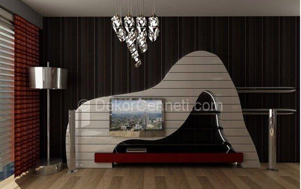 özel tasarım tv üniteleri (1)