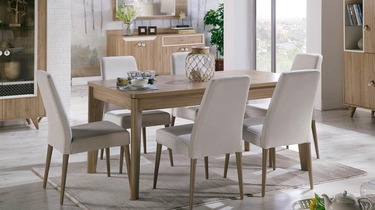 İstikbal Yemek Masası Modelleri