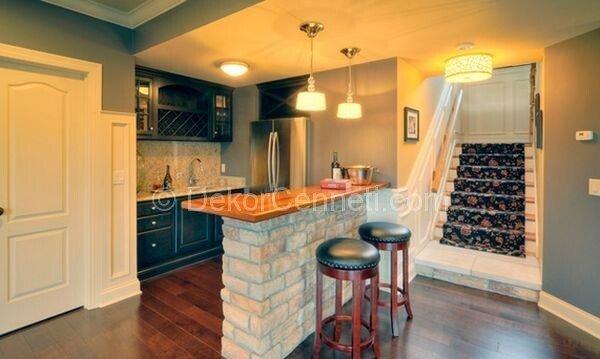 şık mutfak dekorasyonu