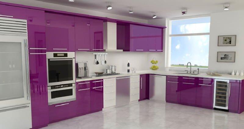 şahane mutfak dekorasyonu