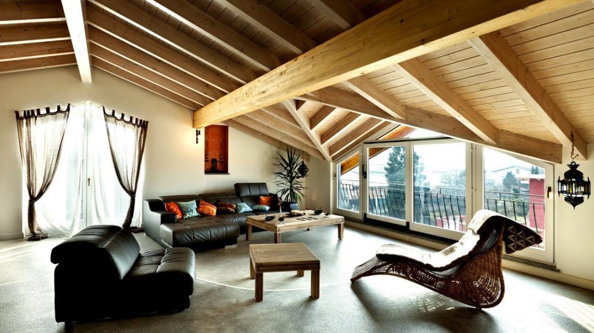 Çatı Katı Dekorasyonu
