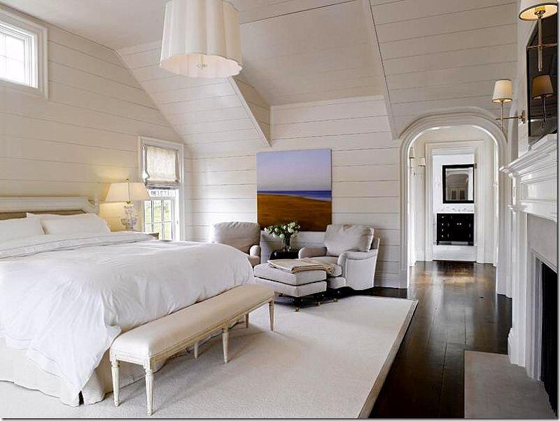cati kati yatak odasi dekorasyon modeli