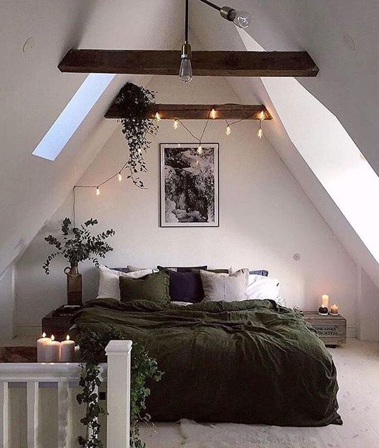 cati kati yatak odasi dekorasyon ornegi