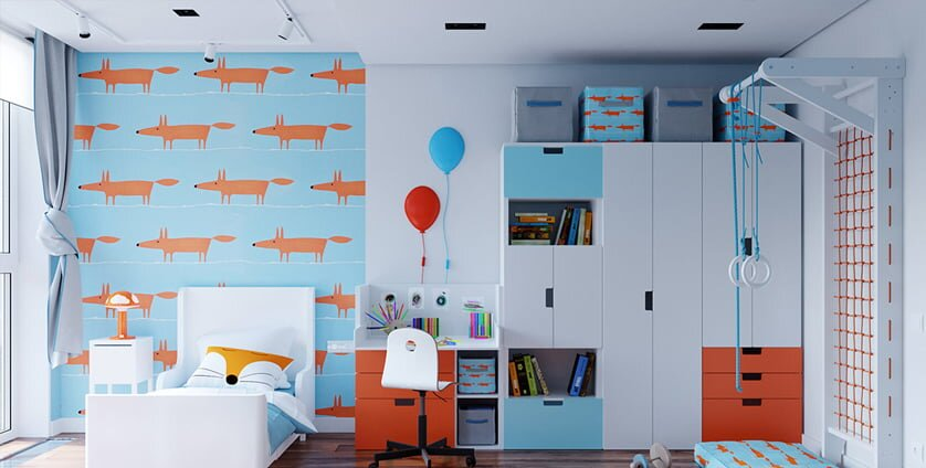 Standartlardan Farklı Çocuk Odası Tasarımı Nasıl Yapılır ?
