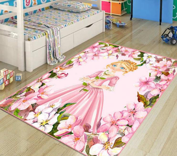 Çocuk Odası İçin Halı Modelleri