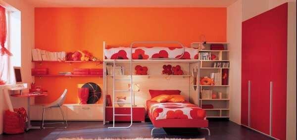 cocuk-odasi-kırmızı