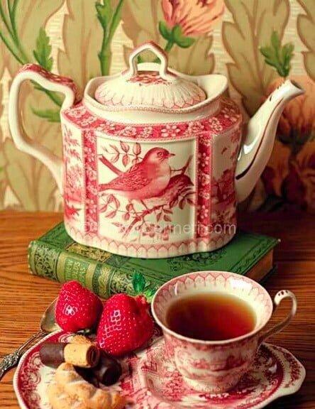 cok şık çay seti