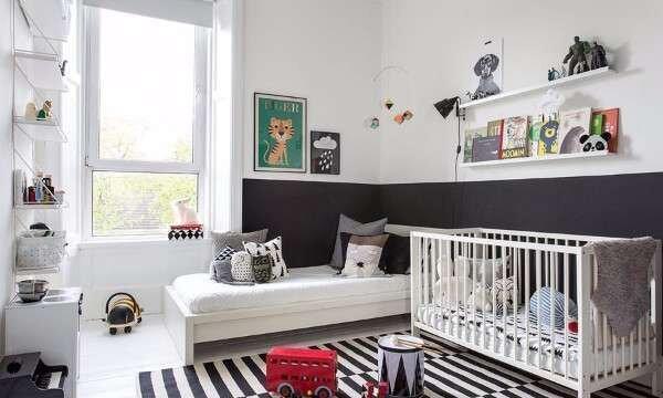 cok-degisik-siyah-beyaz-bebek-odasi-takimlari