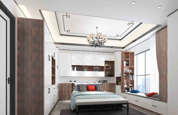 Hayranlık Duyacağınız Yatak Odası Dolap Modelleri