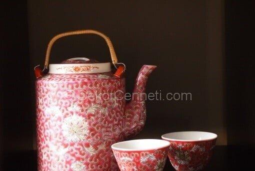 değişik çay seti modelleri