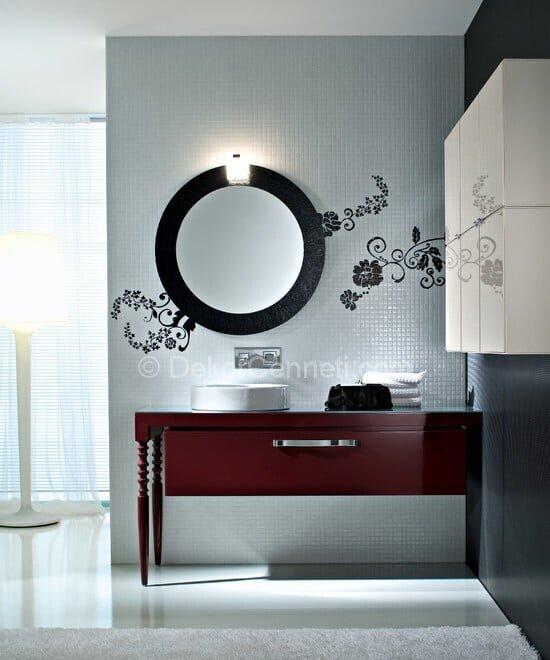 Değişik banyo sticker Galerisi