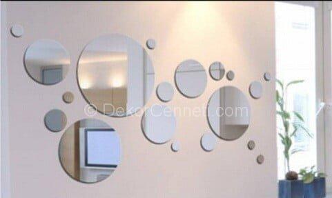 Değişik banyo sticker Modelleri