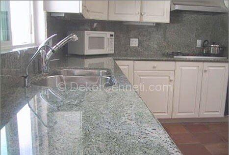 Değişik granit mutfak tezgahı kanserojen mi Galeri