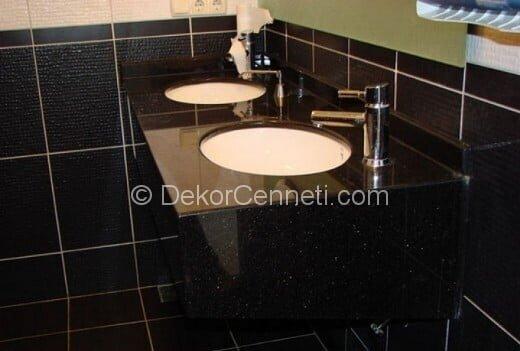 Değişik ikili lavabo Galeri