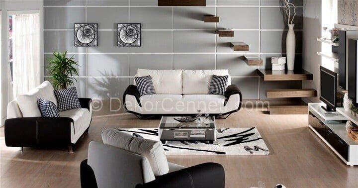Değişik modern ev koltuk takımları Görselleri