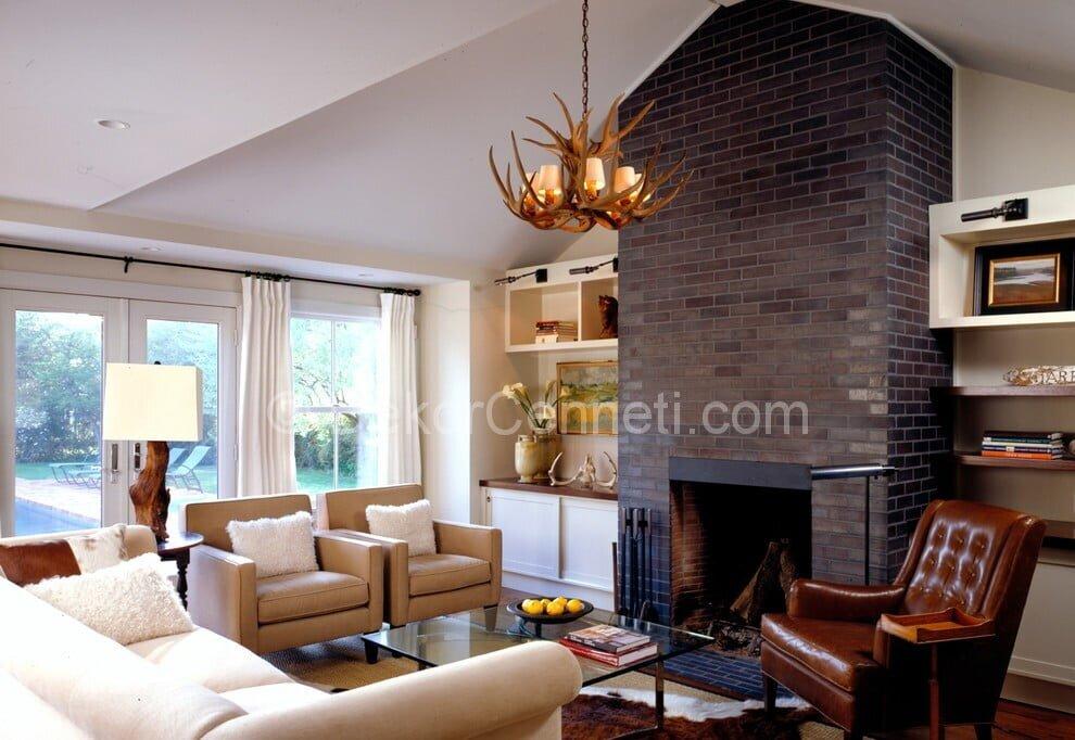 Değişik salon dekorasyonu ile ilgili görseller Fotoğrafları