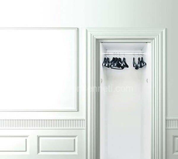 Değişik wc kapı sticker Modelleri