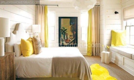 Değişik yatak odası için renk önerileri Galeri