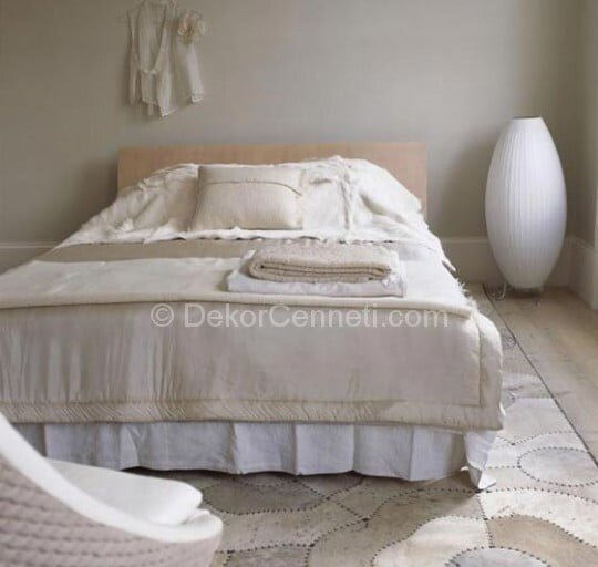 Değişik yatak odası mobilya renkleri Fotoları