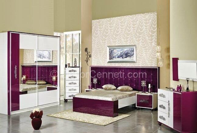Değişik yatak odası ne renk Resimleri