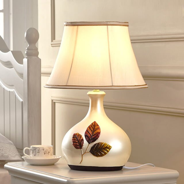 dekoratif abajur aydınlatma modeli