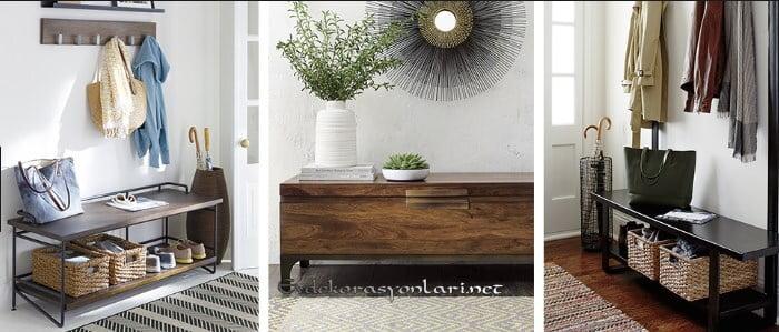 dekoratif antre mobilyalari
