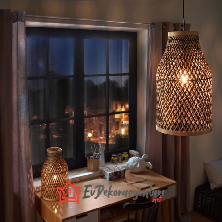 dekoratif aydınlatma modelleri 2020