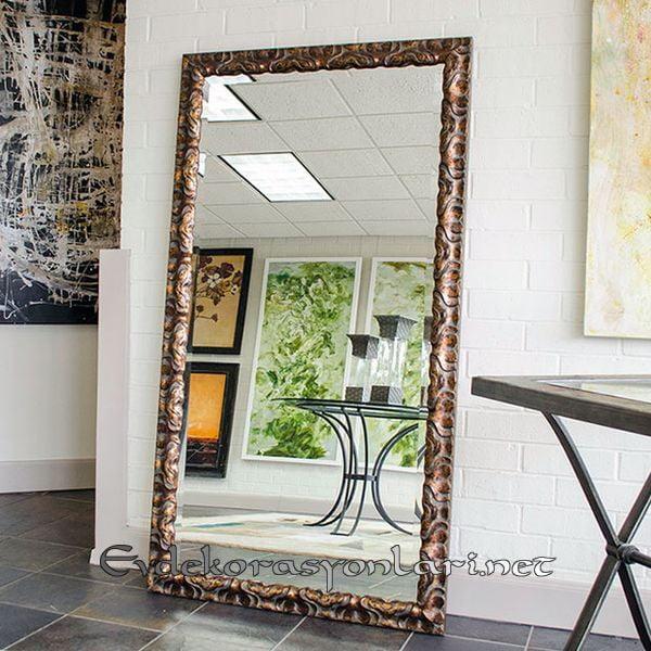 2019 Dekorasyonda Tarz Yaratan Büyük Boy Aynalar