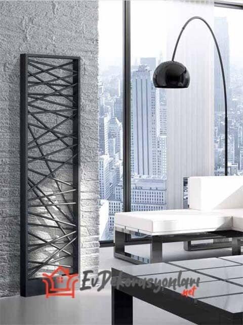 dekoratif dikey radyator modeli 2019