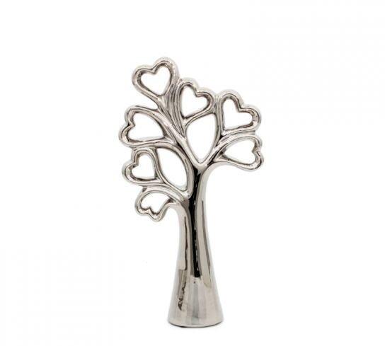 dekoratif gümüş obje