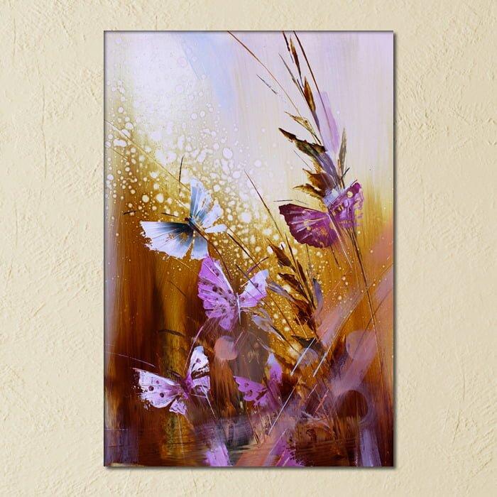 dekoratif kanvas tablo modeli