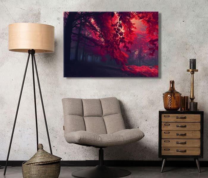 dekoratif kanvas tablo modelleri 2019