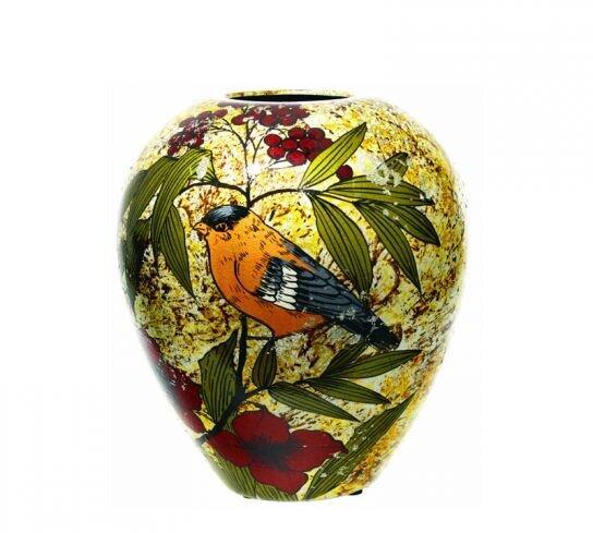 dekoratif seremik vazo