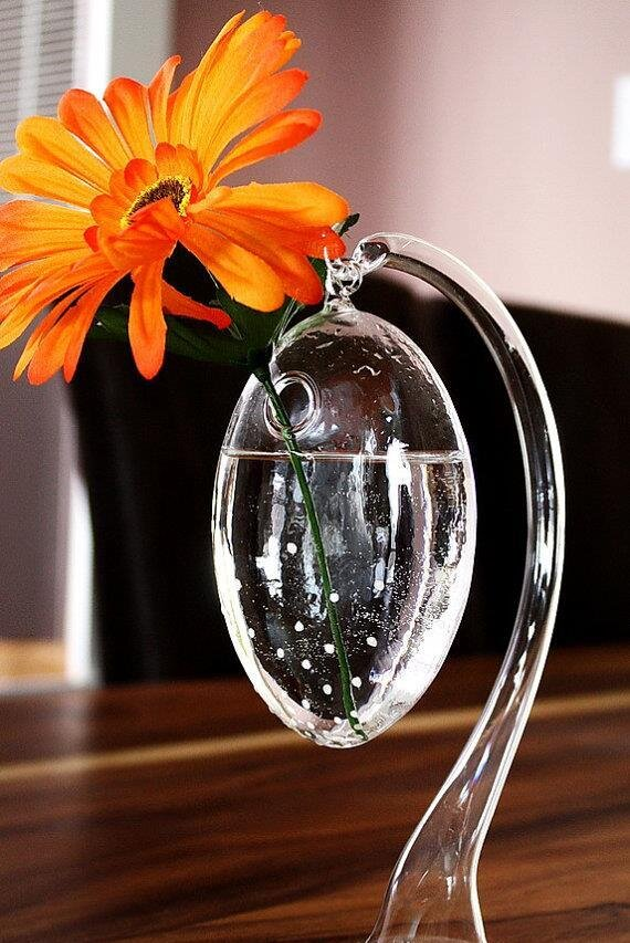 dekoratif Cam vazo modelleri