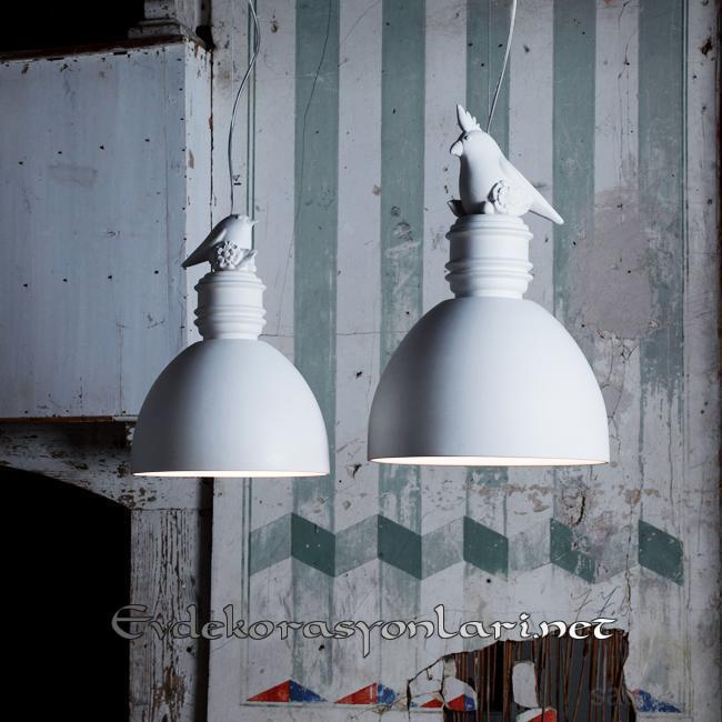 dekoratif vintage sarkit lamba modeli