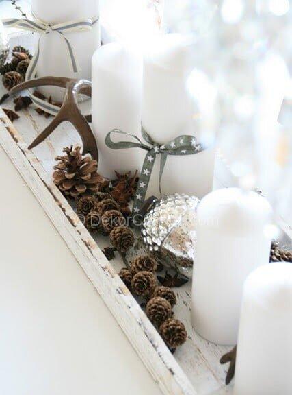 dekoratik mumluk yapımı