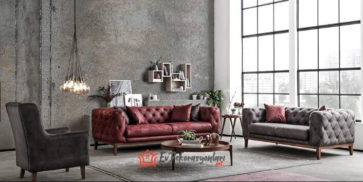 dogtas mobilya lounge koltuk takimi modeli