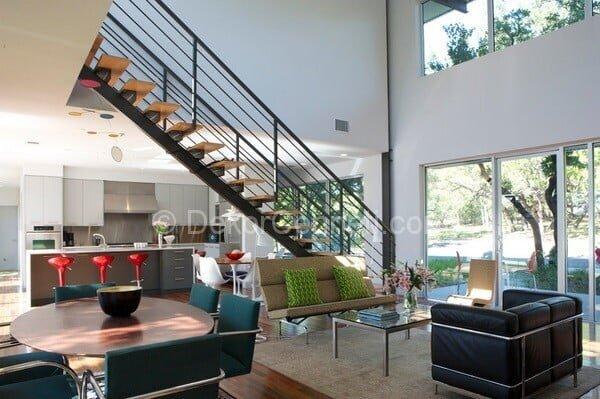 en güzel açık mutfak dekorasyon örnekleri