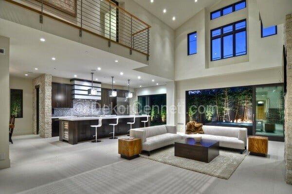 en güzel açık mutfak dekorasyon fikirleri