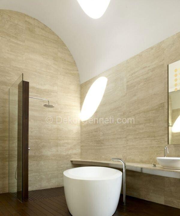 en güzel modern banyolar