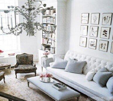 en güzel salon dekorasyonu