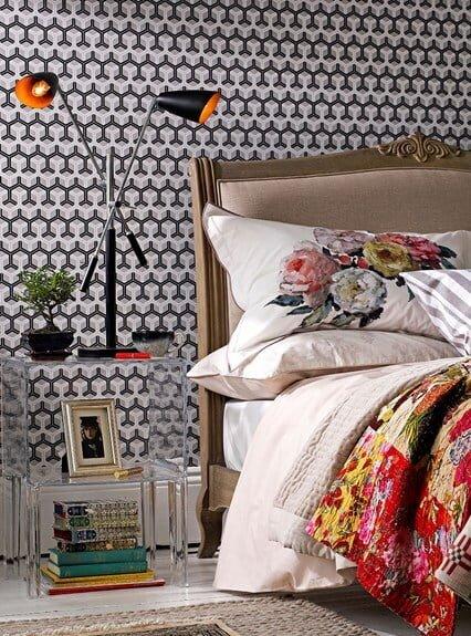 en güzel yatak odası dekorasyonu