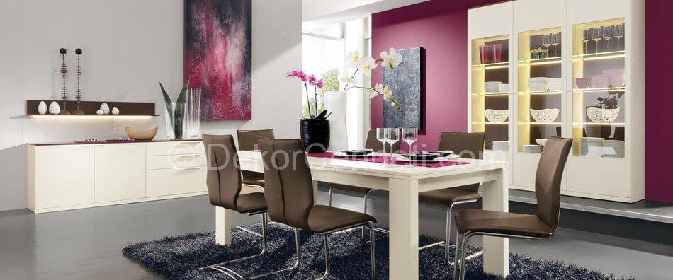 en güzel yemek odası dekorasyon örnekleri