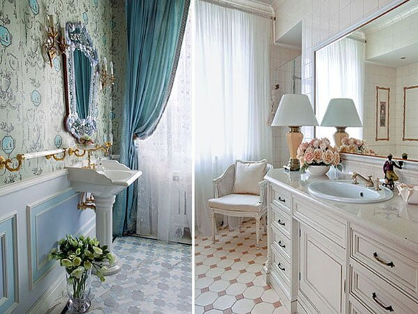 en guzel banyo dekorasyon modelleri