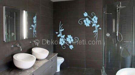 En Güzel banyo sticker Galerisi