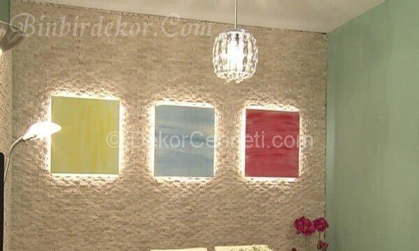 En Güzel dekoratif ahşap duvar panelleri izmir Modelleri