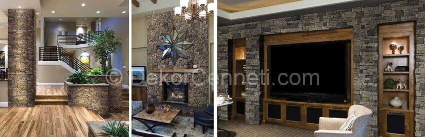 En Güzel dekoratif üç boyutlu duvar panelleri Fotoğrafları