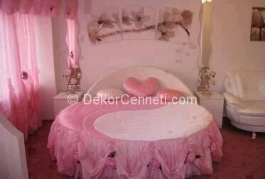 En Güzel genç odası yatak başlığı Galeri