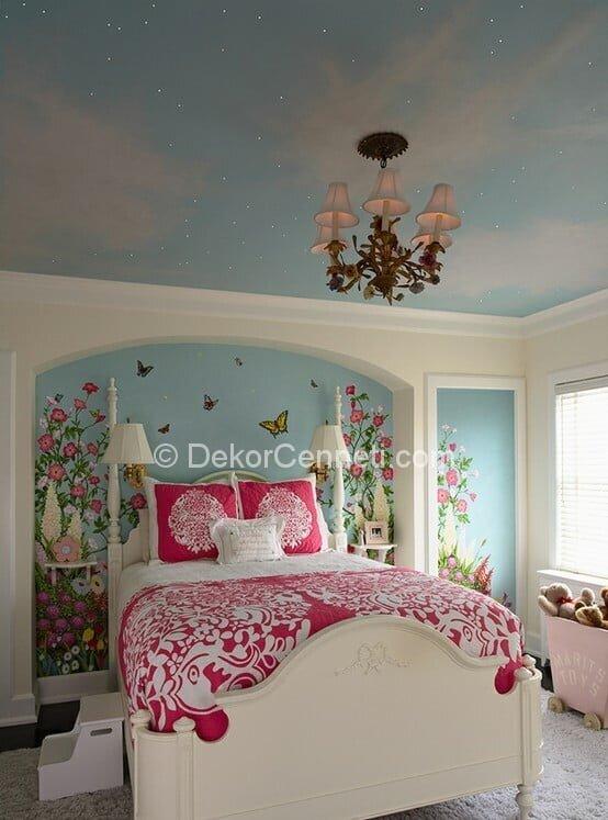 En Güzel genç odası yatak başlığı Galerisi